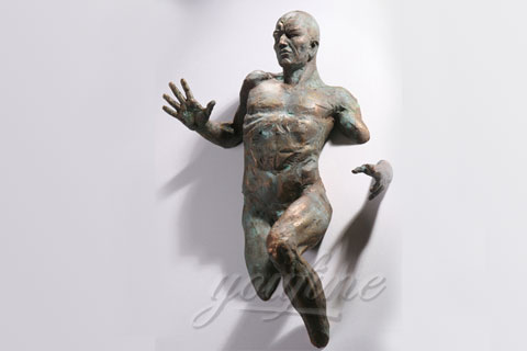 Antique bronze sculpture matteo pugliese sculpture for sale