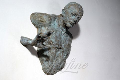 Casting Bronze Sculptures matteo pugliese sculpture for sale