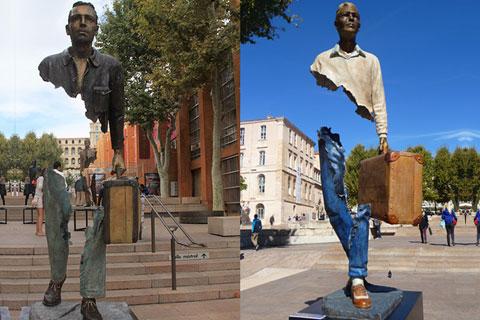 Famous Bruno Catalano sculpture prices