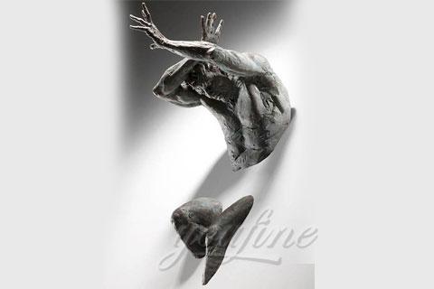 Hot Selling Bronze Sculpture Matteo pugliese sculpture for sale