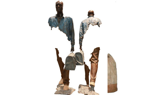 Outdoor Famous Bruno Catalano marseille for yard decor