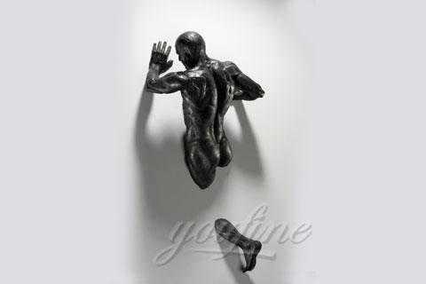 Wholesales bronze figure sculpture matteo pugliese sculpture for sale