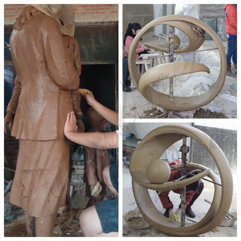 custom statue designed