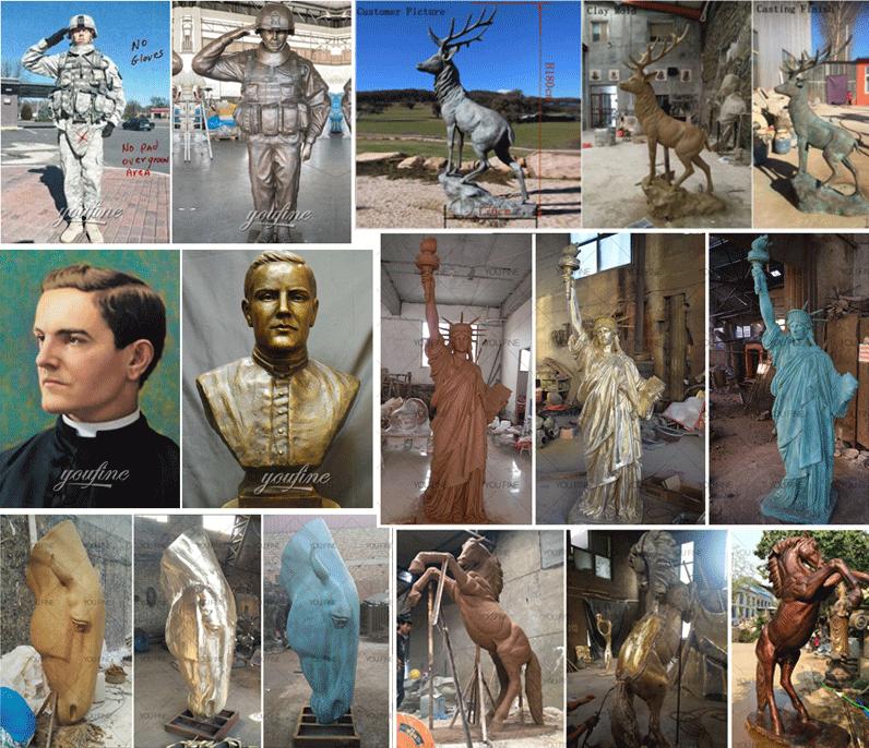 custom statue