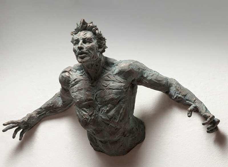 Buy Cheap Bronze Matteo Pugliese Sculpture