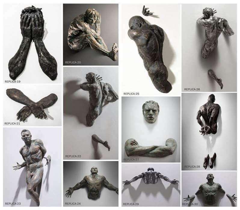 Cheap Bronze Matteo Pugliese Sculpture